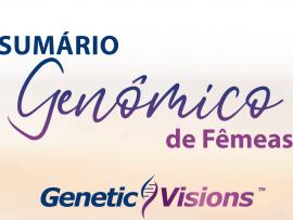Sumário Genômico de Fêmeas Leiteiras - Abril 2021