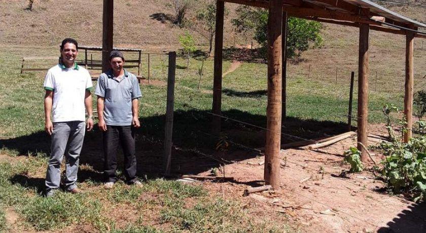 Agricultor familiar utiliza o sol para produzir energia em sua propriedade