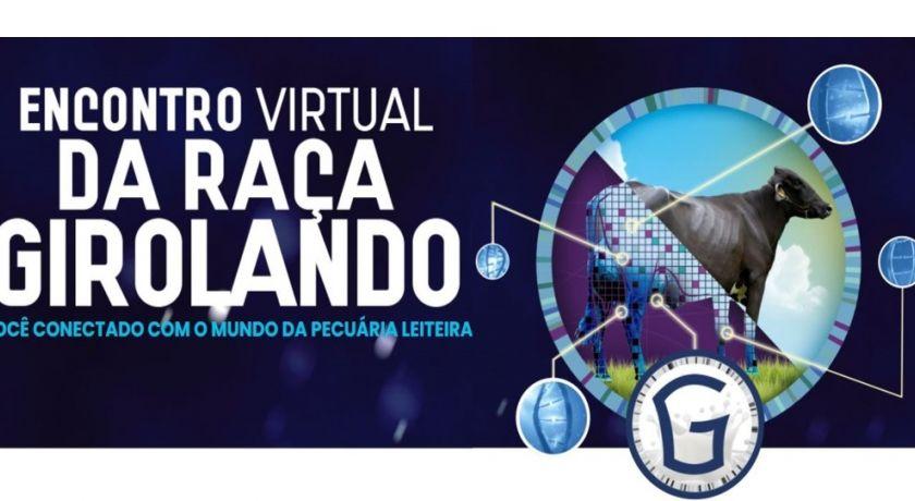 Inscrições abertas para o Encontro Virtual da Raça Girolando
