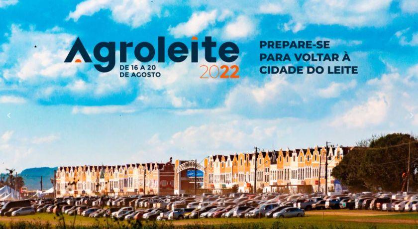 Definida a data para o Agroleite 2022, principal feira do setor no Brasil