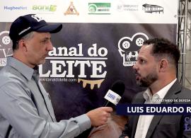 Agroleite 2019: Entrevista com Luis Eduardo Rangel - representante do Ministério da Agricultura