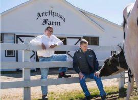 Morre George Malkemus, um dos donos da histórica Fazenda Arethusa